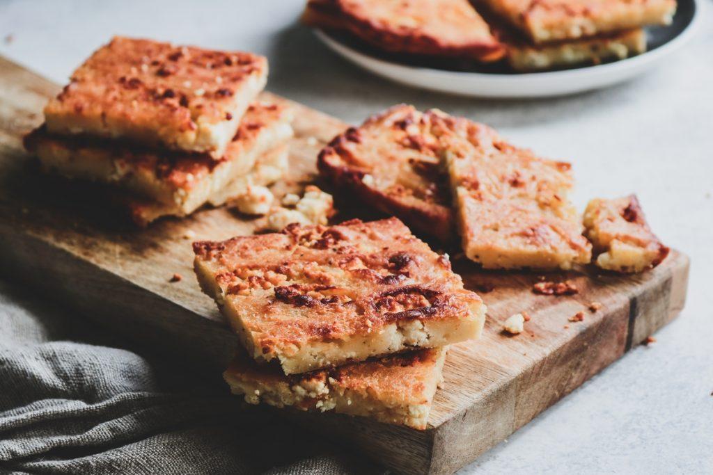 Ζυμαρόπιτα με Φέτα Συνταγή