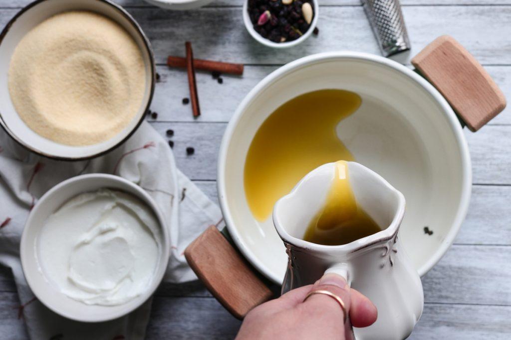 Συνταγές για Γλυκά με Ελαιόλαδο
