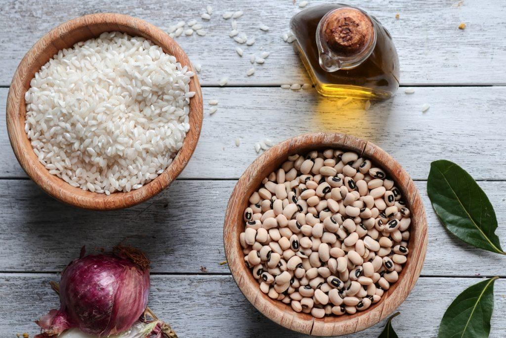 Συνταγές για Φασόλια Μαυρομάτικα