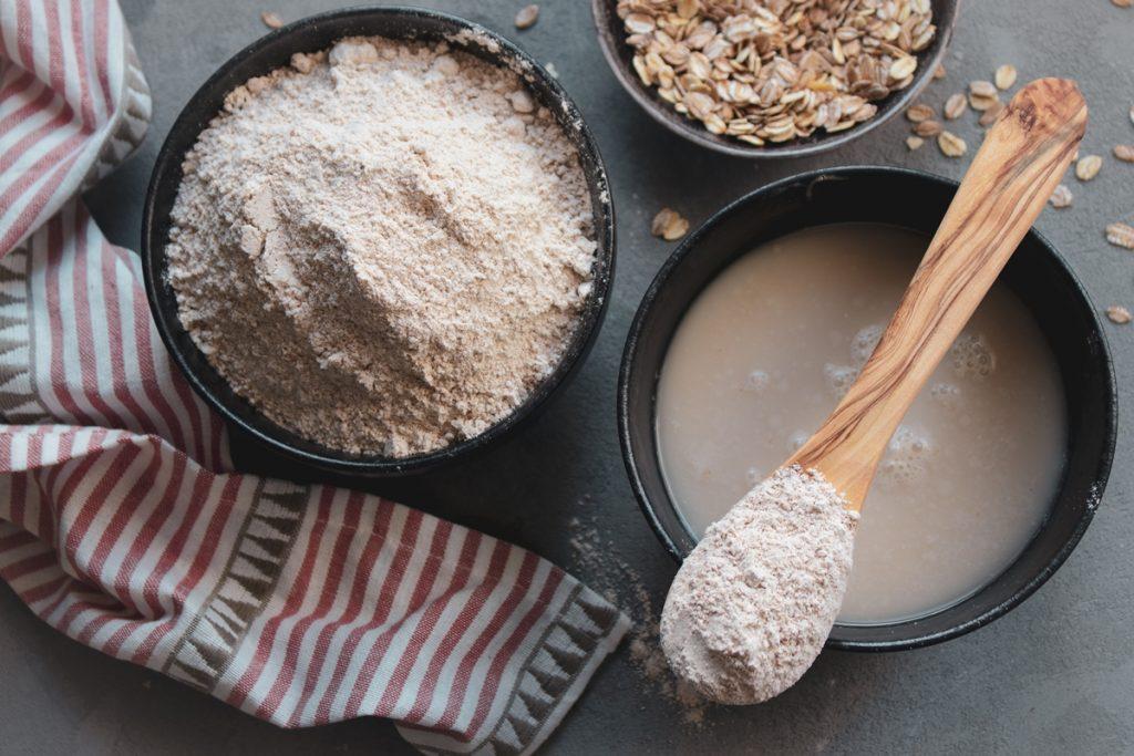 Συνταγή για Ψωμί Ολικής
