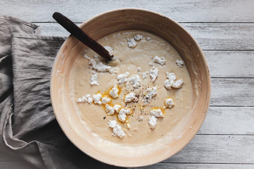 Συνταγή για ζυμαρόπιτα με φέτα