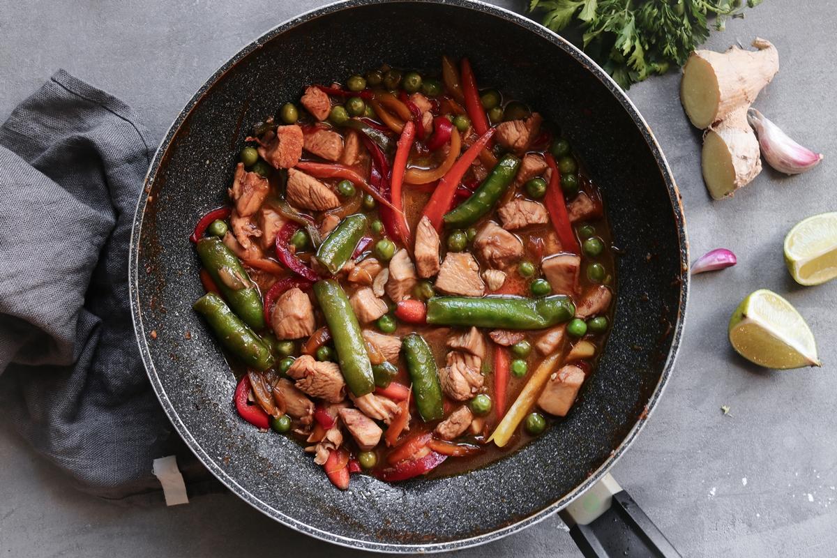 Συνταγή για Stir Fry
