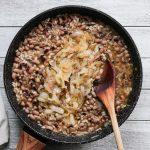 Φασόλια Μαυρομάτικα Συνταγή