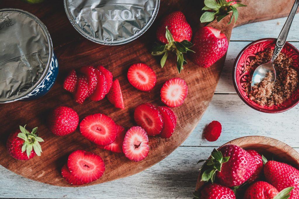 Συνταγές για γλυκά με φράουλες