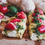 Συνταγές για καλοκαιρινούς μεζέδες