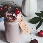 Συνταγές για Smoothie με κεράσια