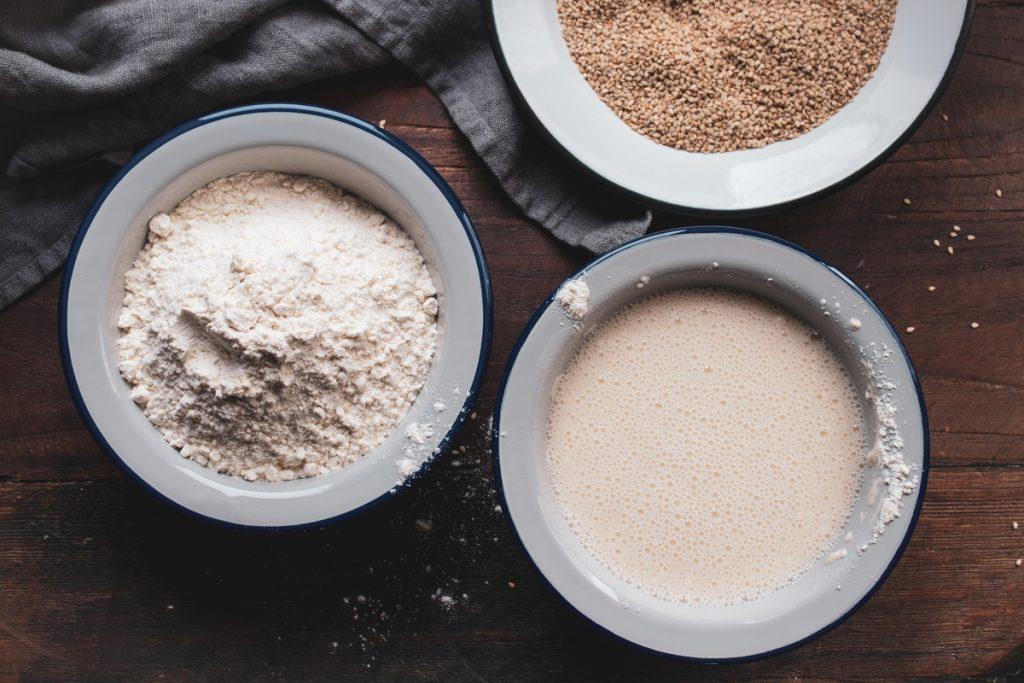 Συνταγή για Σπιτικά Κουλούρια με Σουσάμι