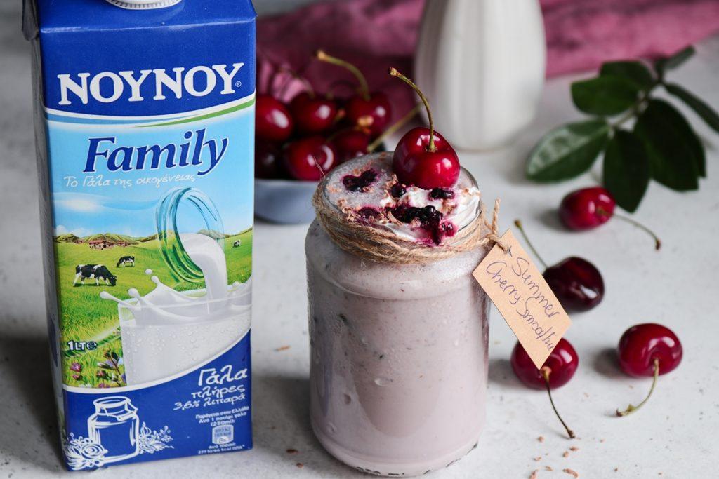 NOYNOY Milk Recipes