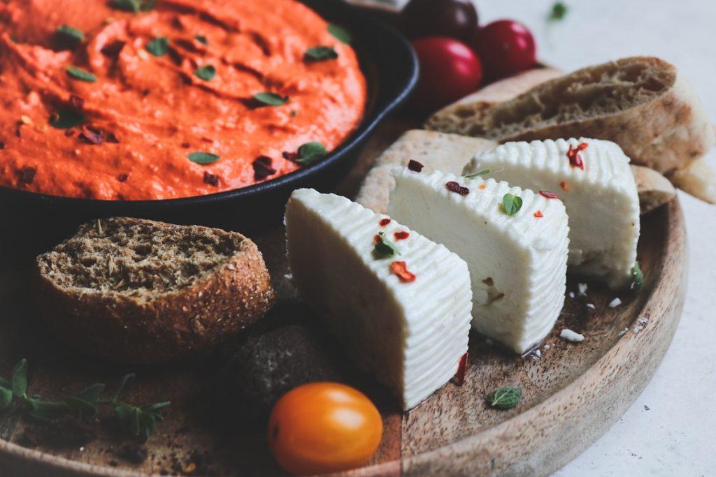 Λευκό γίδινο τυρί συνταγές