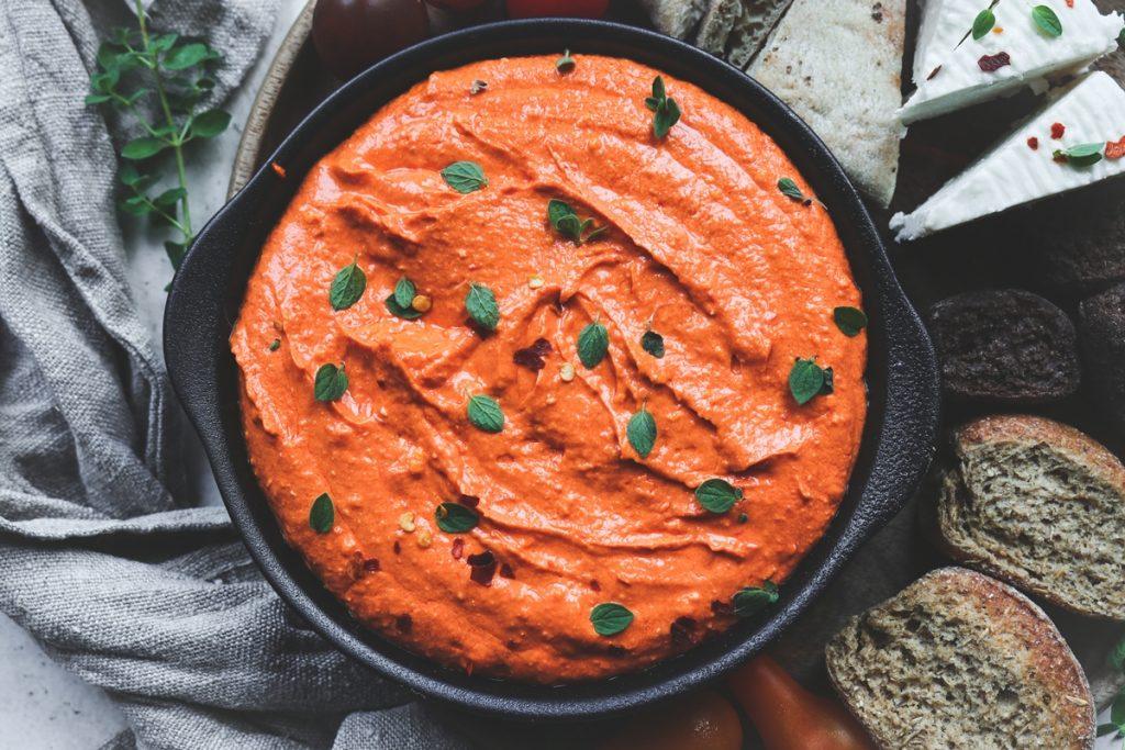 Συνταγές για τυροχτυπητή με πιπεριές