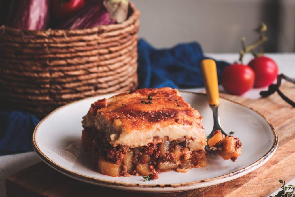 Greek Mousaka recipe_Εύκολος Μουσακάς