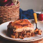 Greek Mousaka recipe