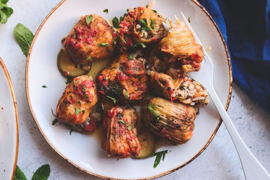 Greek Cuisine recipes_τσιμέτια από την Κυκλαδίτικη κουζίνα