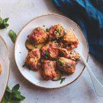 Zucchini blossoms Recipes