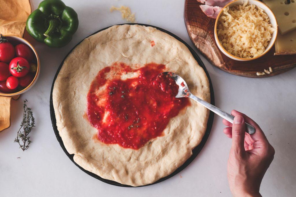 Εύκολη πίτσα συνταγές