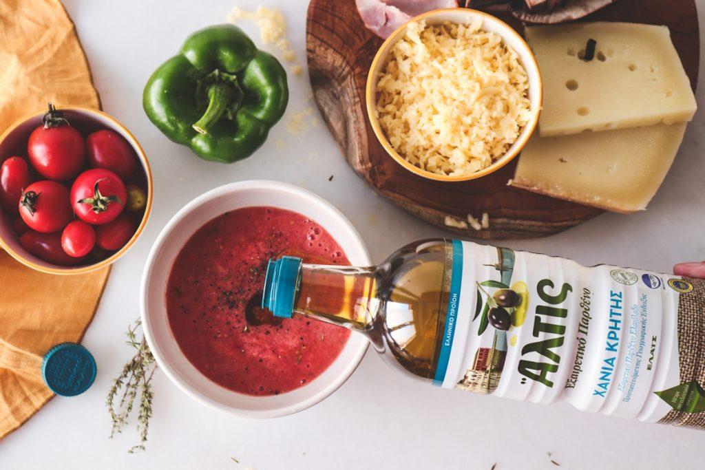 Συνταγές για σάλτσα με ντοματίνια