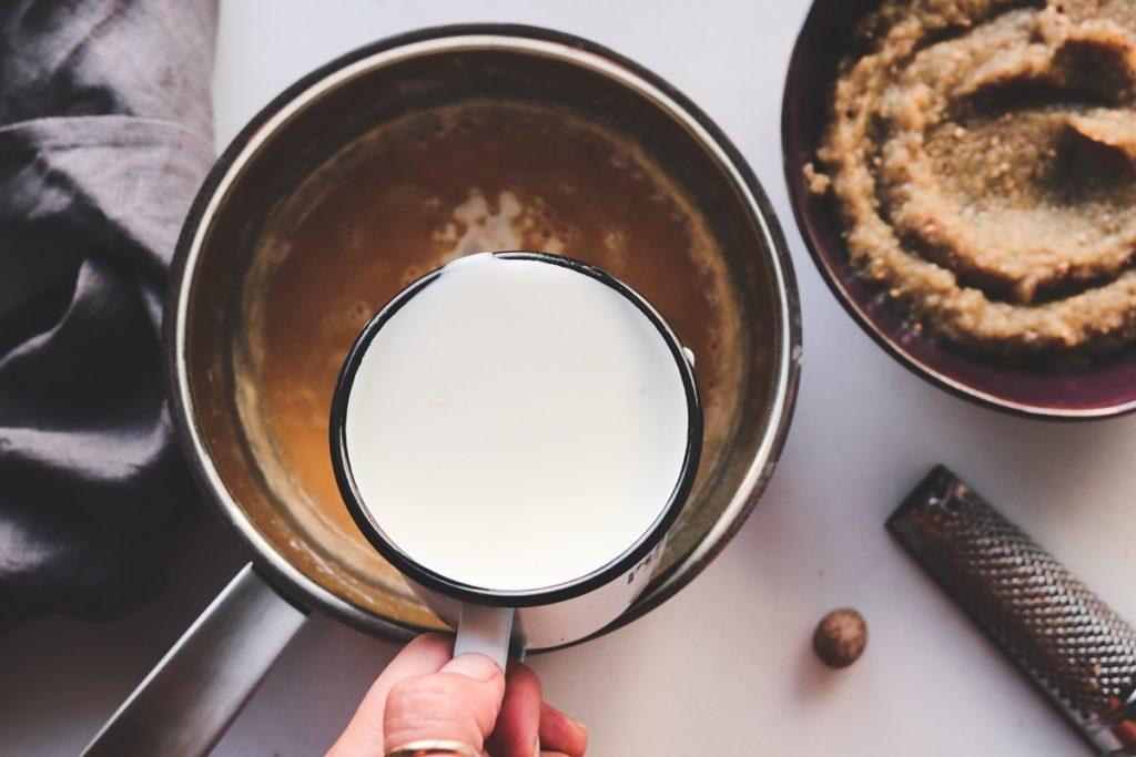 Συνταγή για μπεσαμέλ