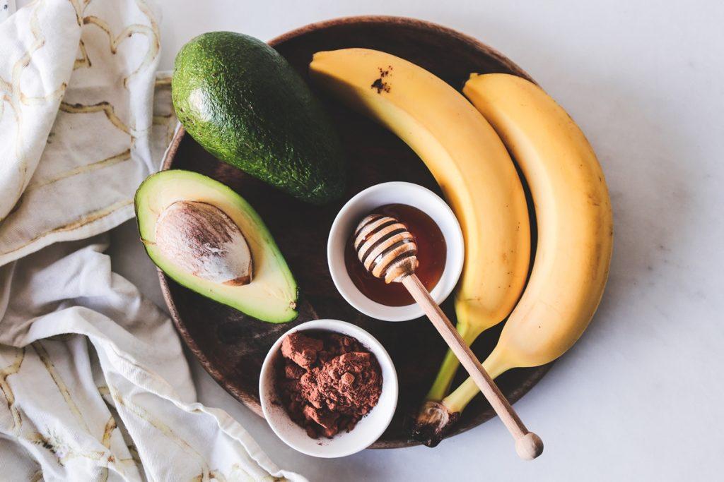Συνταγές με αβοκάντο και μπανάνα