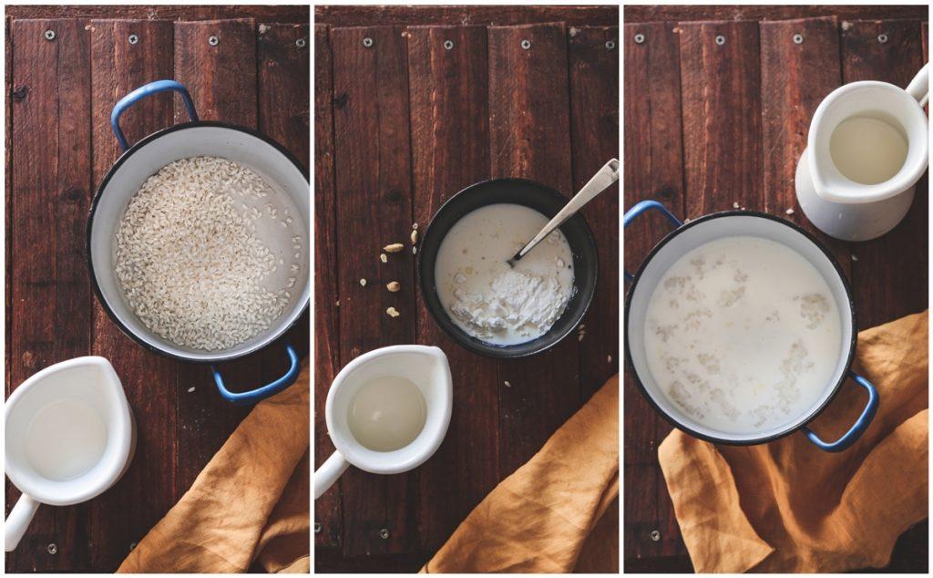 Ρυζόγαλο συνταγή βήμα-βήμα