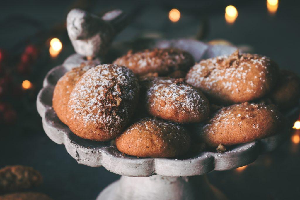 Κουλουράκια χριστουγεννιάτικες συνταγές από την Ικαρία