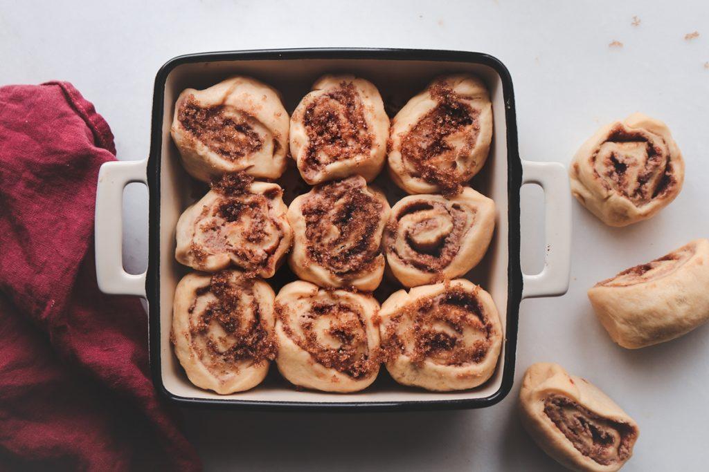 Ρολά κανέλας συνταγές