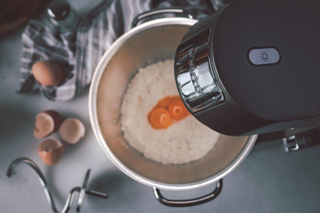 Σπιτικά ζυμαρικά συνταγή kenwood
