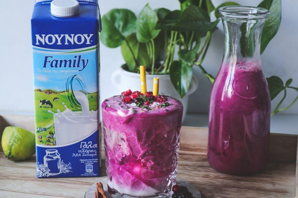 Συνταγές για smoothie με παντζάρια και γιαούρτι