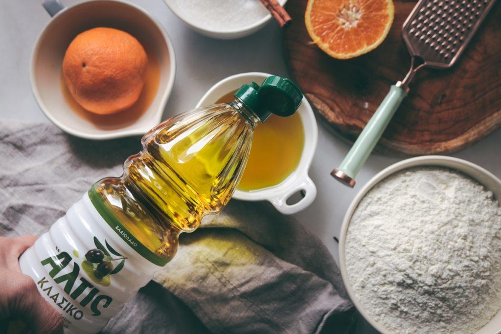 Συνταγές με ελαιόλαδο