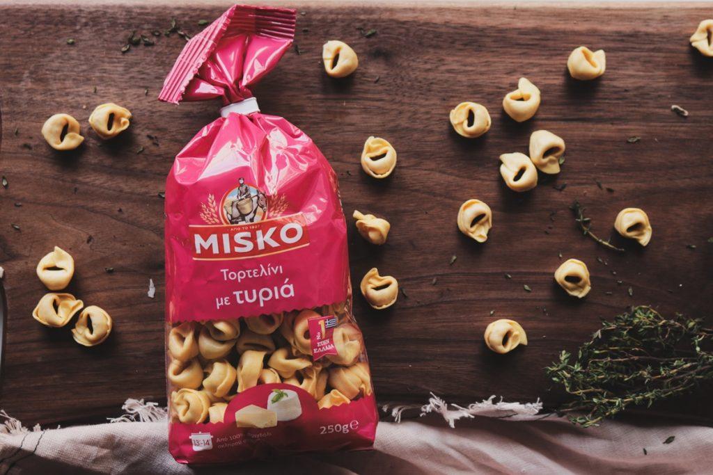 Συνταγές ζυμαρικά misko