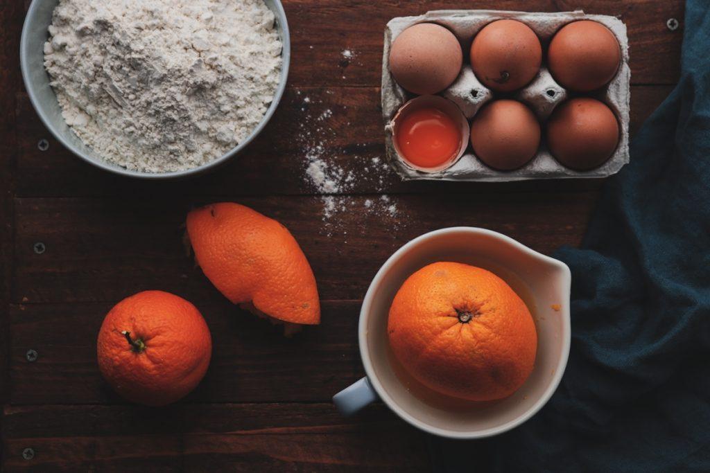 Συνταγές με πορτοκάλι και αυγά