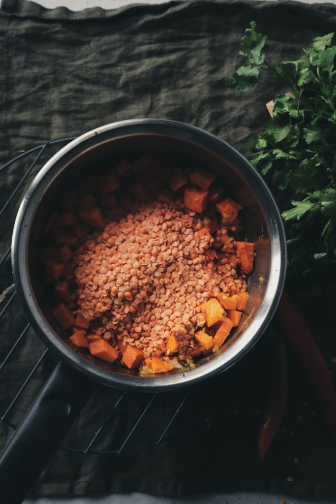 Red lentils recipes