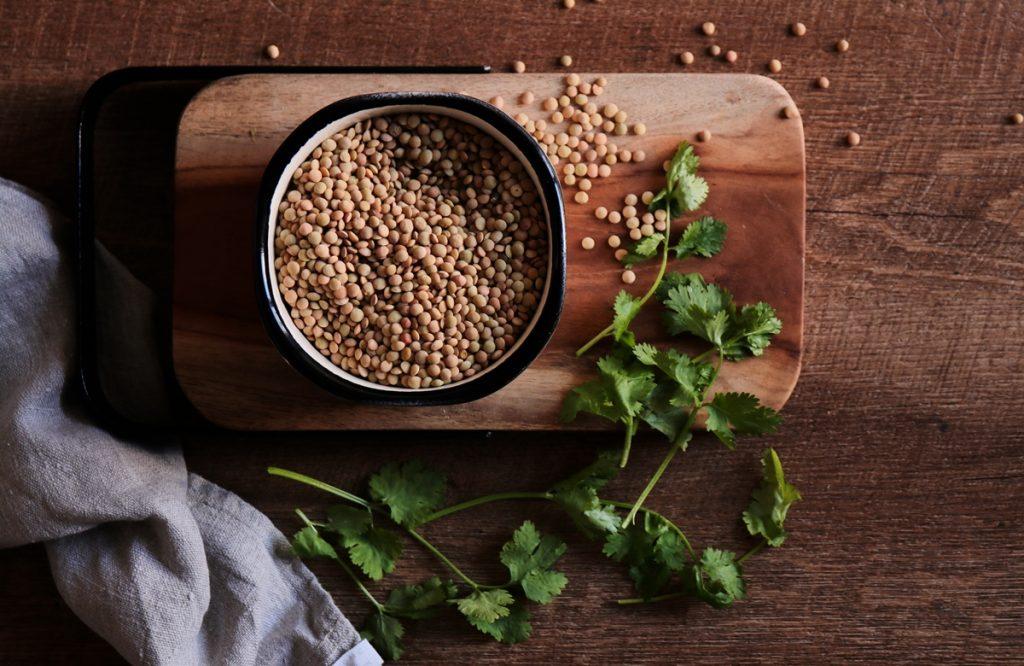 Όσπρια συνταγές με φακές και ρύζι μπασμάτι