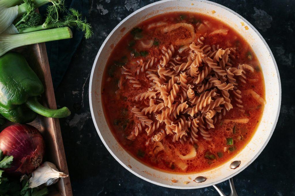 Εύκολες συνταγές με ζυμαρικά