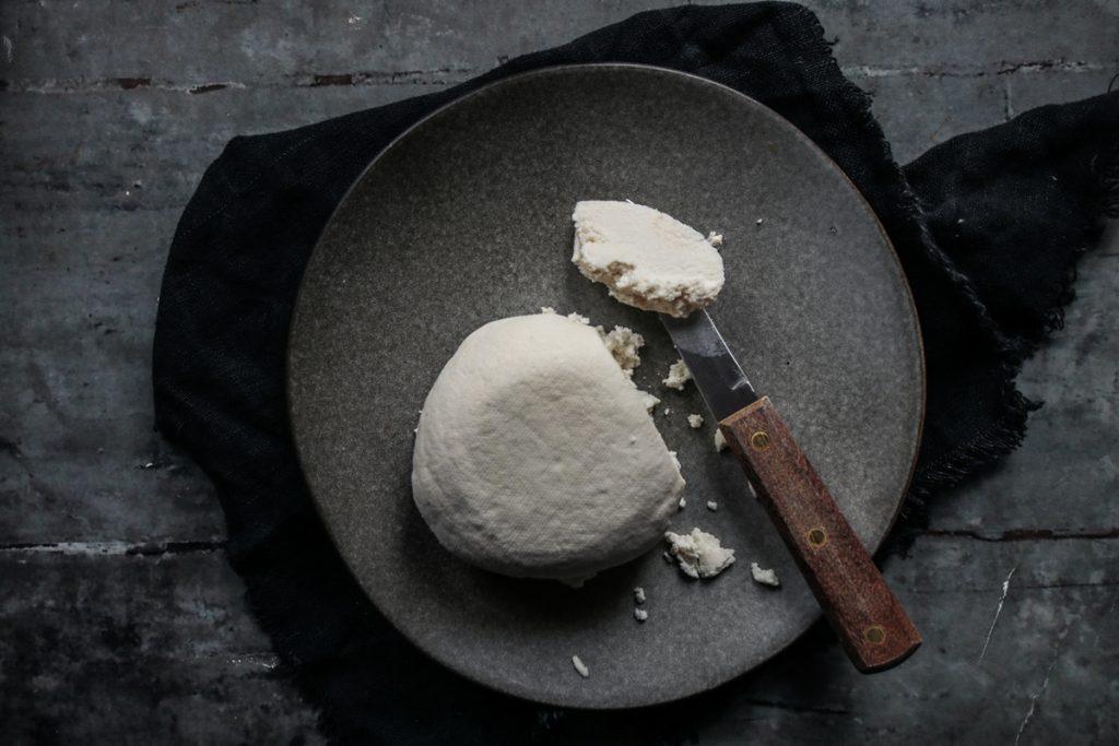 Εύκολο σπιτικό τυρί