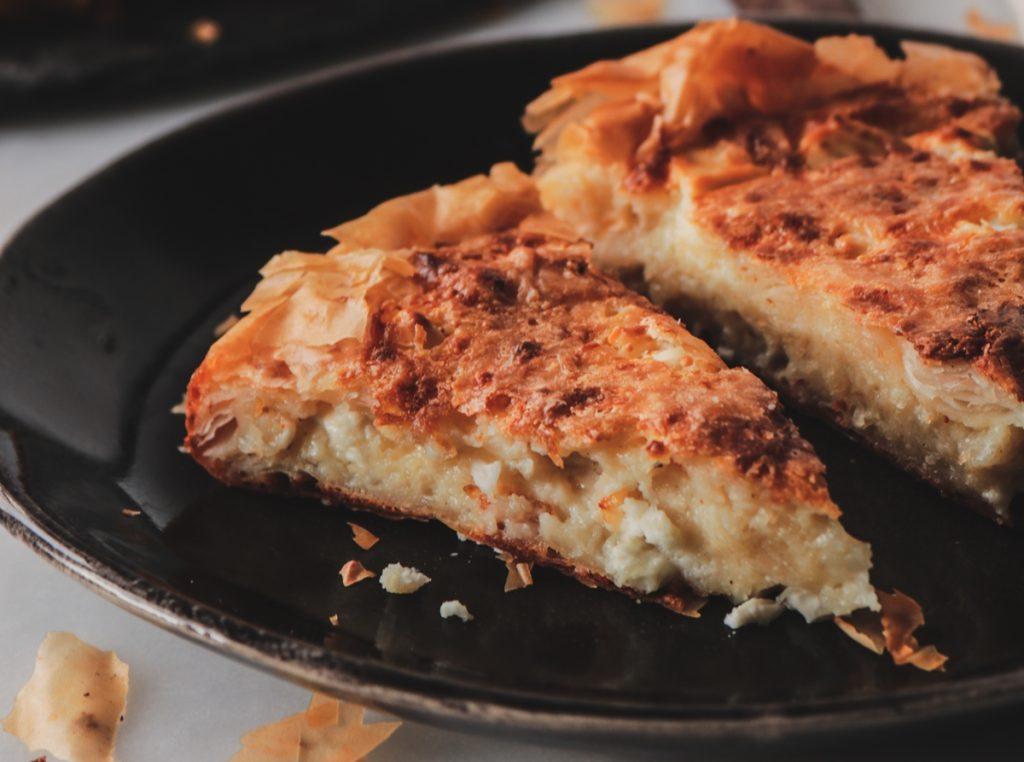 Η καλύτερη συνταγή για τυρόπιτα Best greek Cheese pie