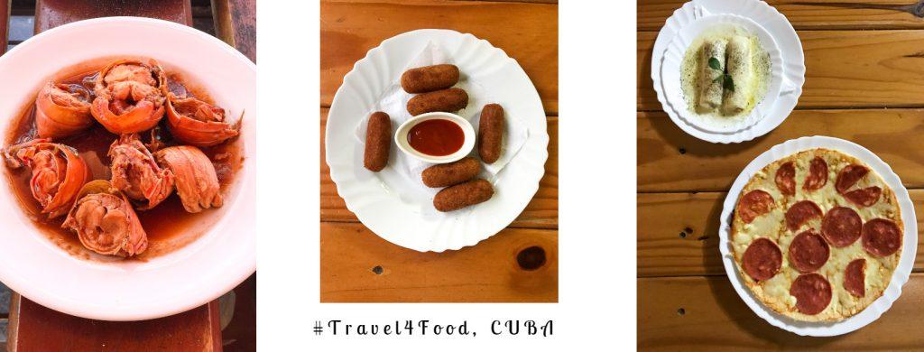 Κούβα Ταξίδι και φαγητό, οδηγός γευστικής επιβιώσης