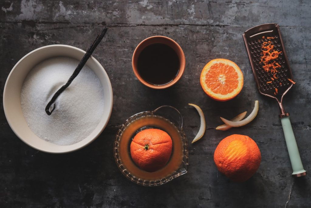 Νηστίσιμα γλυκά με ελαιόλαδο