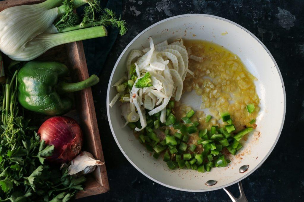 Συνταγή για γαριδομακαρονάδα