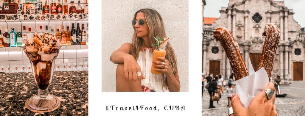 Ταξίδι Κούβα, οδηγός γευστικής επιβιώσης
