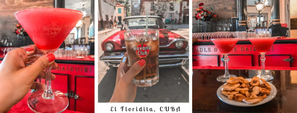 El Floridita, Ρούμι Κούβα
