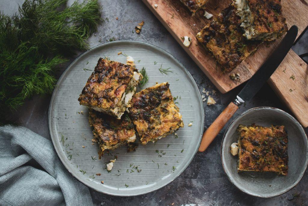 Εύκολη Σπανακόπιτα με γαλοτύρι και φέτα, Πασχαλινές συνταγές