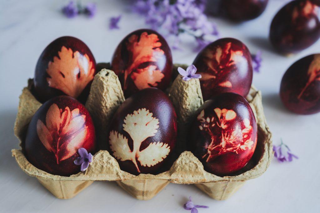 Πασχαλινές συνταγές αυγά