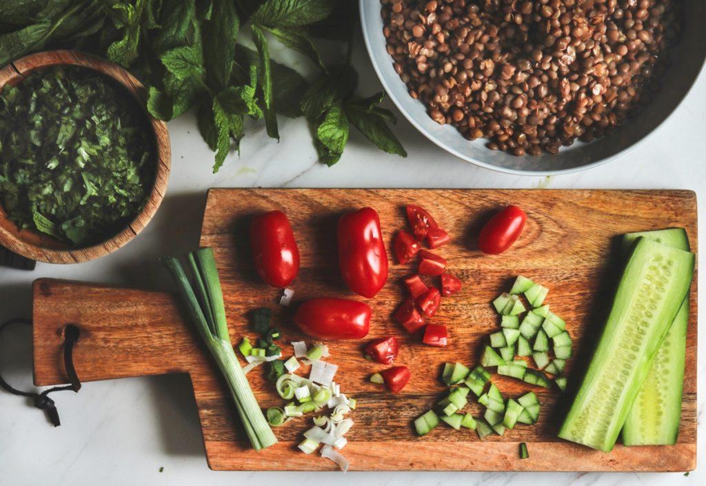 Συνταγές με φακές