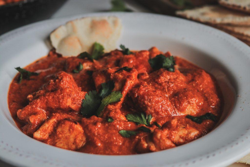 Συνταγή για βουτυράτο κοτόπουλο ινδική κουζίνα