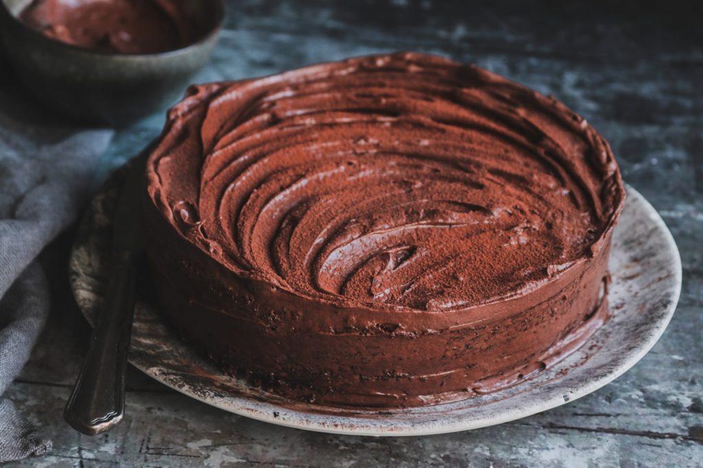 Το καλύτερο κέικ σοκολάτας