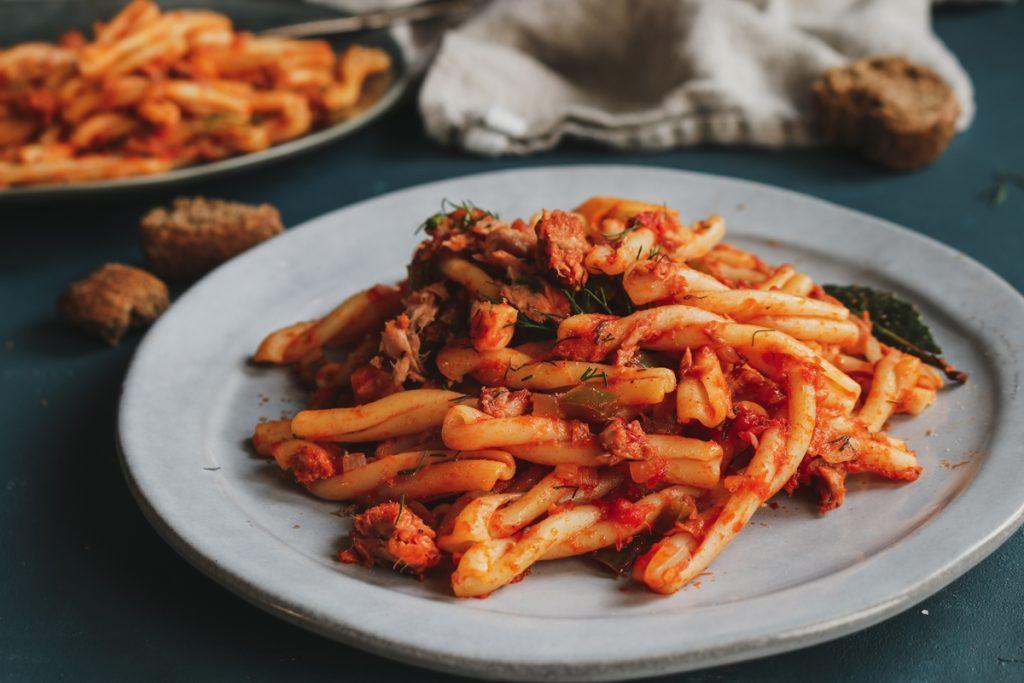 Εύκολες συνταγές με ζυμαρικά και ντομάτα