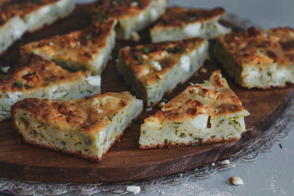 Συνταγές για εύκολες πίτες με κολοκύθι