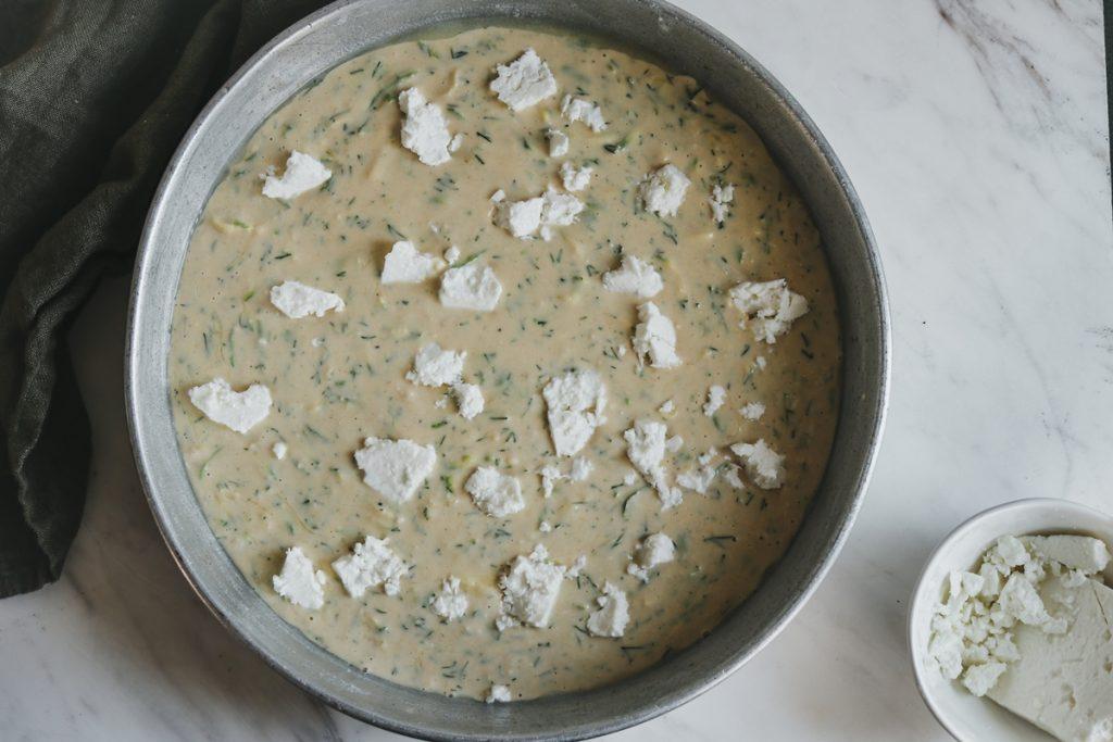 Συνταγές για αλμυρή κολοκυθόπιτα με τραχανά και φέτα