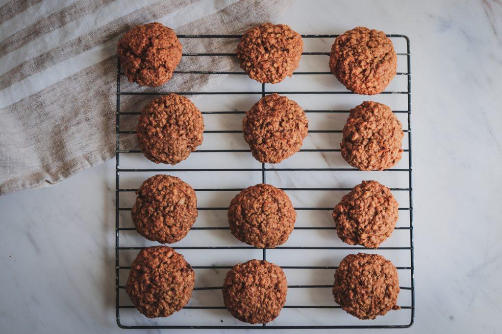 Συνταγές για cookies με καρότα