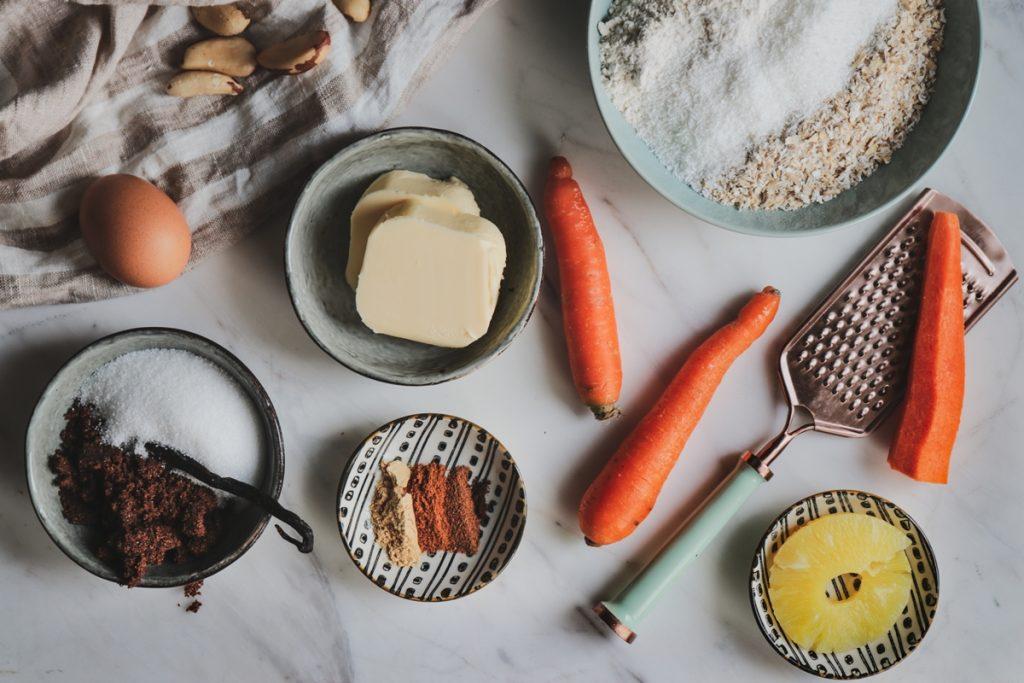 Carrot cake συνταγές
